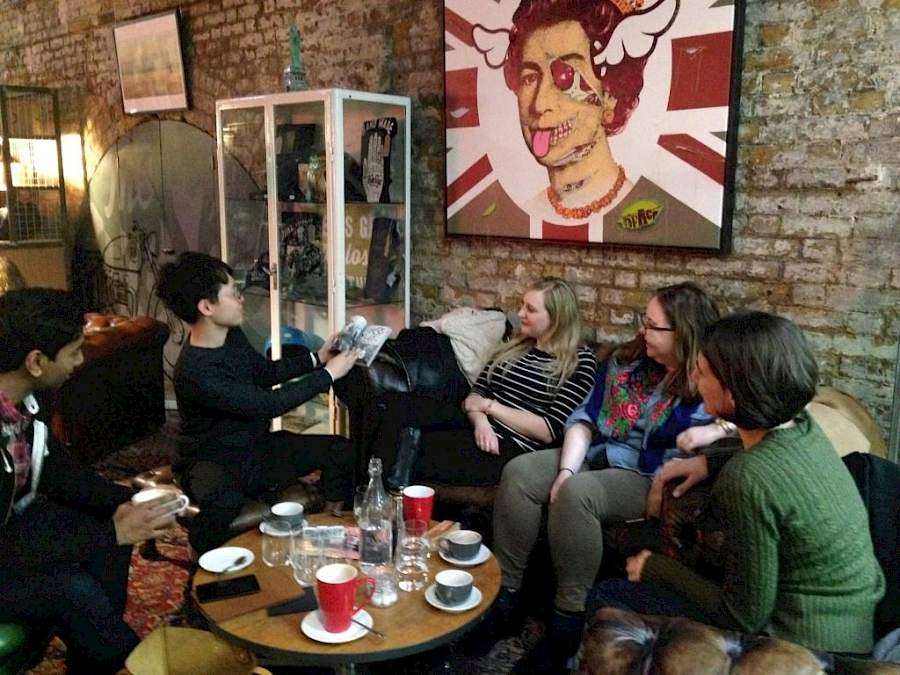 London Has Launched a New Book Club