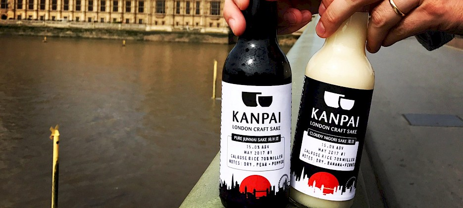 The UK's first sake brewery