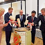 JETAA Midlands helps launch the Derbyshire-Japan Season of Culture