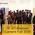 UK JET Returnees Online Careers Fair 2020